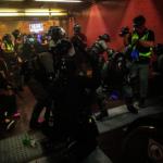 反送中示威 港警證實:6月9日至今共748人被捕