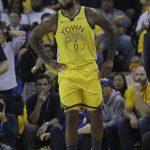 NBA 湖人新援 卡珍斯膝傷嚴重恐整季報銷