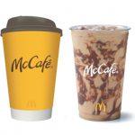 McCafe香濃咖啡十年慶品牌外觀新設計