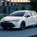 2020年Toyota Corolla轎車酷炫登場