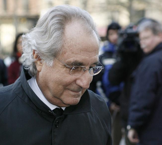 馬可波洛斯曾揭露過馬多夫(Bernie Madoff)欺詐案。(美聯社)