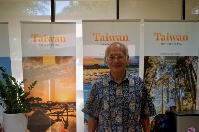 台灣大學教授榮譽教授黃光國認為,香港當局要有壯士斷腕的決心,犧牲大財團利益,才能從根本上解決問題。(本報記者/攝影)