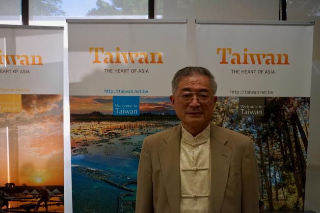 前南加大教授、中美論壇負責人張文基認為,香港當前的動亂看似很糟糕,其實從長遠上看是好事。(本報記者/攝影)