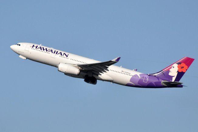 夏威夷航空 12月15日起 賭城直飛茂宜島