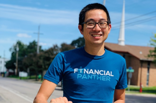 哈凱文(Kevin Ha)開設了一個部落格網站「Financial Panther」。(取自推特)