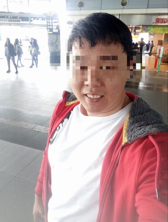 台南地院合議庭認李姓男子實際虐打女童最為凶殘,是本案主要執行者,量處無期徒刑。(翻攝自臉書)