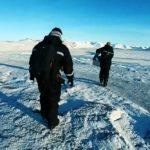 北極已非淨土…1公升雪竟含上萬顆塑膠微粒