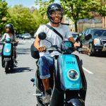 共享電動摩托車 華府周末上路