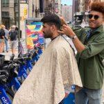 行動理髮店 整個紐約都有他的足跡