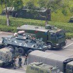 3指揮官:香港警力仍夠 不需內地武警介入