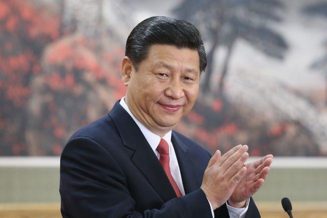 美國總統川普15日表示,他和中國領導人習近平(圖)「很快」就會通電話討論貿易問題。(路透資料照片)