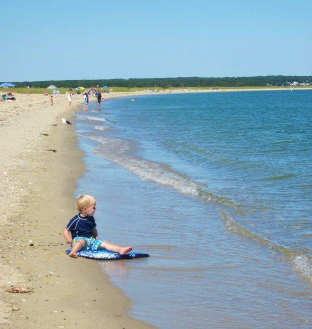 水質細菌超標 麻州逾200海灘不宜戲水