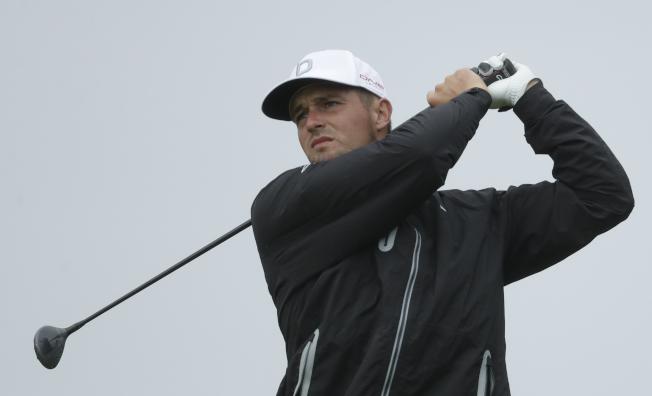 德尚布生涯已贏得五項PGA賽事,確實有其實力。(美聯社)