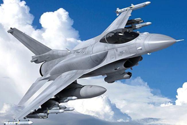 美方售台66架F-16V戰機案,將以F-16 Block 70的先進構型為基礎加裝在機背上的適型油箱。 (洛克希德馬丁公司)
