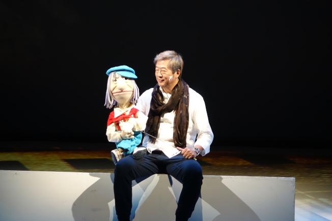 王偉忠一手打造的「孫小毛」是台灣一代人的重要記憶。(主辦單位提供)