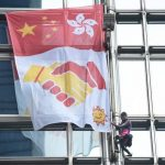 香港街頭暴亂 港人生活大亂 少出門走小巷 不敢搭地鐵