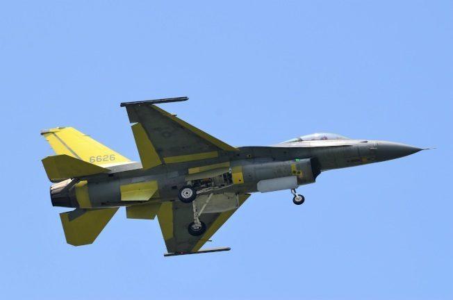 美擬售台F-16V  政府通知國會程序一次看懂