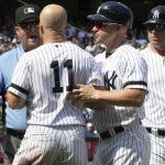 MLB/拿球棒頂天花板製造怪聲 賈納又被趕出場