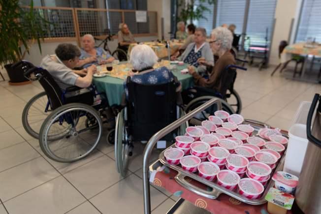 老年人有自己的世界,自己的朋友。(Getty Images)