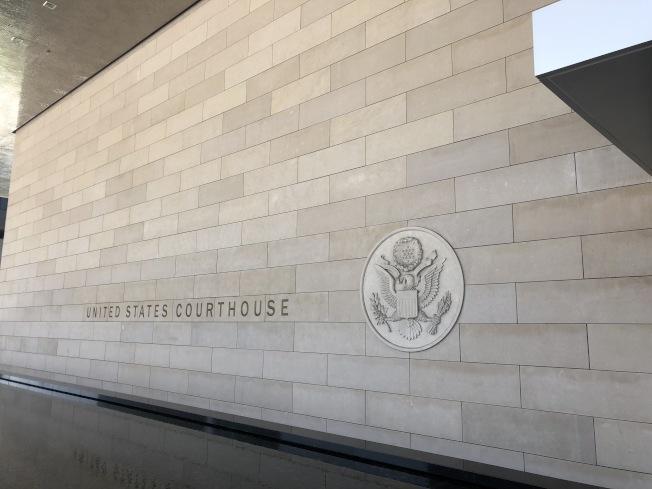 聯邦法院本周向涉嫌走私瀕危烏龜的犯罪嫌疑人Nathan Horton正式提起訴訟。(本報檔案照)