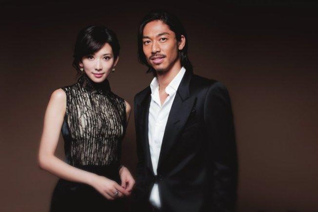林志玲嫁給日本男星AKIRA。(圖:LDH提供)