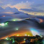 超夢幻美景!阿里山頂石棹琉璃光 大雨後乍現令人驚艷