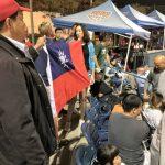 中華隊勝中國隊…台灣女婿舉青天白日旗 被趕出壘球賽場