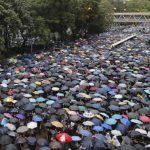 阻示威! 北京施壓 逼跨國企業選邊站