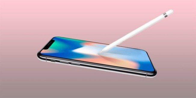 蘋果打算讓iPhone導入觸控筆應用,中間的曲折耐人尋味。(取材自One More Thing)