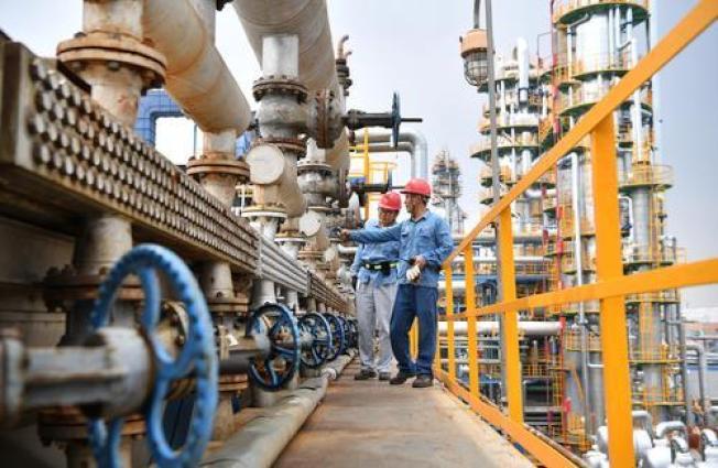 中國石油天然氣集團公司傳出在8月暫停裝載委內瑞拉石油。照片/中國石油天然氣集團公司官網