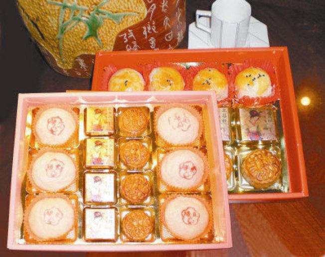 「一輪明月共相思,福聚滿堂饕中秋。」老店「一福堂」糕餅麵包店,為歡慶中秋節推出各式中秋月餅懷古系列。