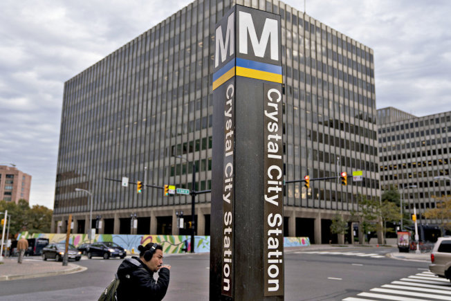 亞馬遜第二總部入駐北維州水晶市,周圍阿靈頓郡、亞歷山卓市房市蓬勃發展。(Getty Images)