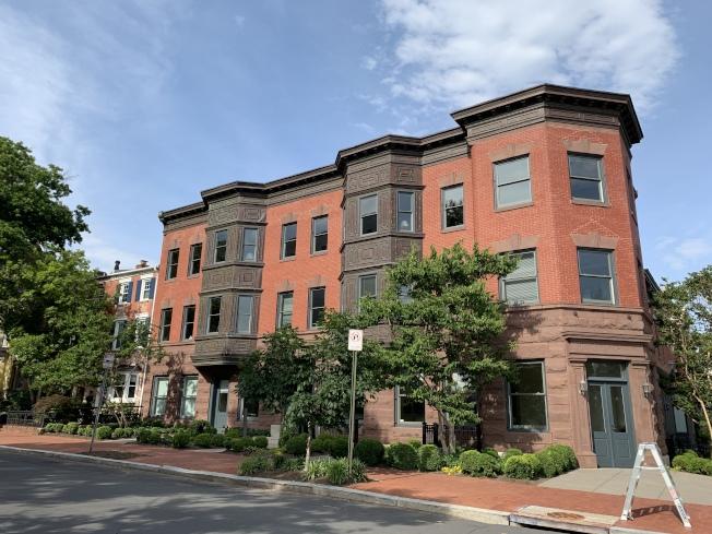華府、馬州蒙郡在7月的房屋中位售價均創十年新高。(記者羅曉媛/攝影)