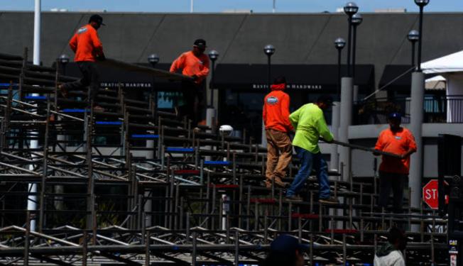 洛杉磯加大安德森經濟預測中心預測,南加房市開發趨冷,還將延續16個月。(Getty Images)