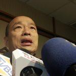 韓國瑜:車子遭裝追蹤器  國家機器動得太厲害