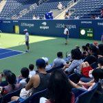 美網球迷周 華裔追星爭睹名將風采