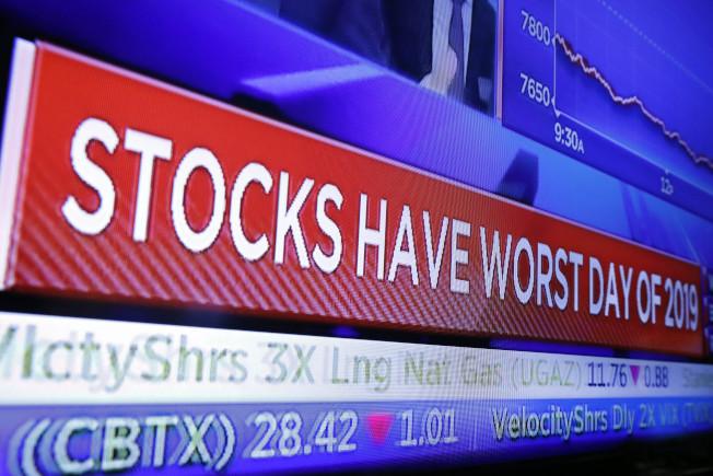 川普總統對股市漲跌最為敏感,風吹草動都認做是他經濟施政的成敗。(Getty Images)