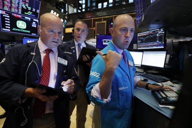 專家認為,越來越多跡象顯示,下一個經濟大衰退,即將出現於不久的將來。(Getty Images)
