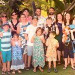 他帶33親人遊夏威夷 全靠累積的百萬里程