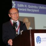 朱建華博士 獲美國醫藥物理學會終身成就獎