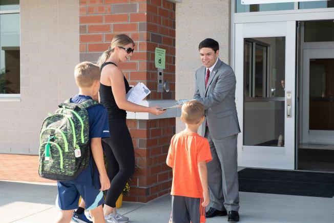 北卡各郡陸續開學。(取自NC Public Schools臉書)