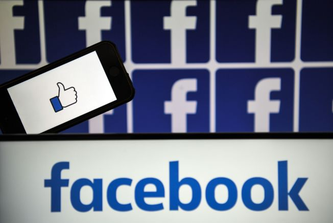 臉書的「市場」(Marketplace)平台成為民間私下交易「二手槍」的熱門管道。(Getty Images)