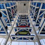 加州首座「汽車自動販賣機」開張