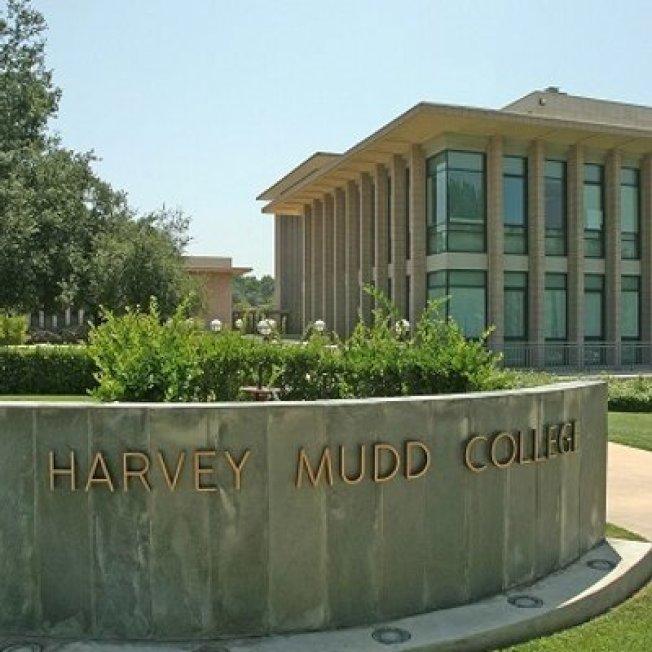 加州克萊蒙特的Harvey Mudd學院,是畢業生中位收入最高的美國大學。(取自推特)