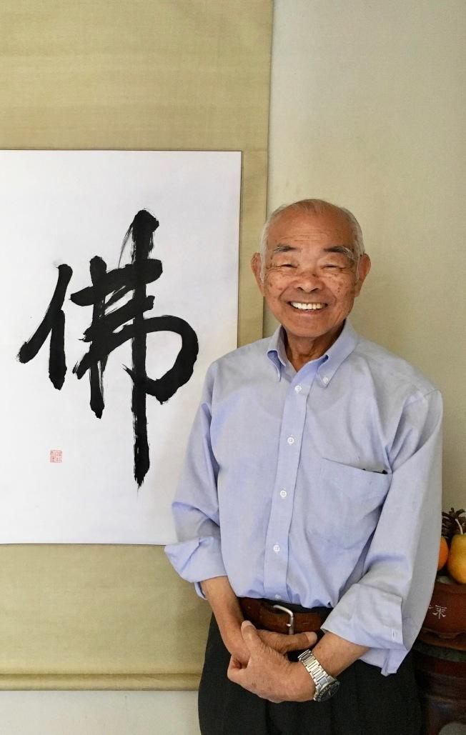 洛杉磯加州大學東亞語言文化系退休教授周鴻翔。(本報資料圖)