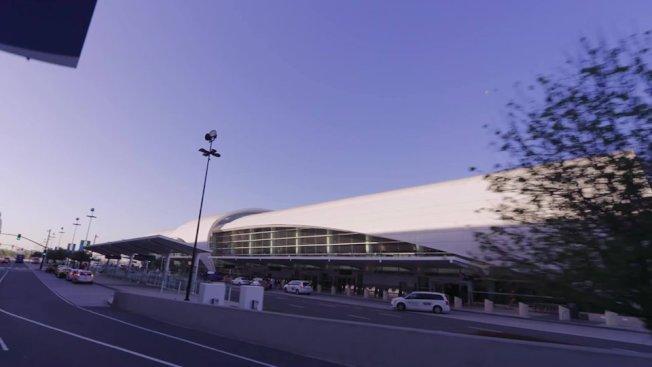 聖荷西國際機場一年乘客量已近1500萬。(取自臉書)