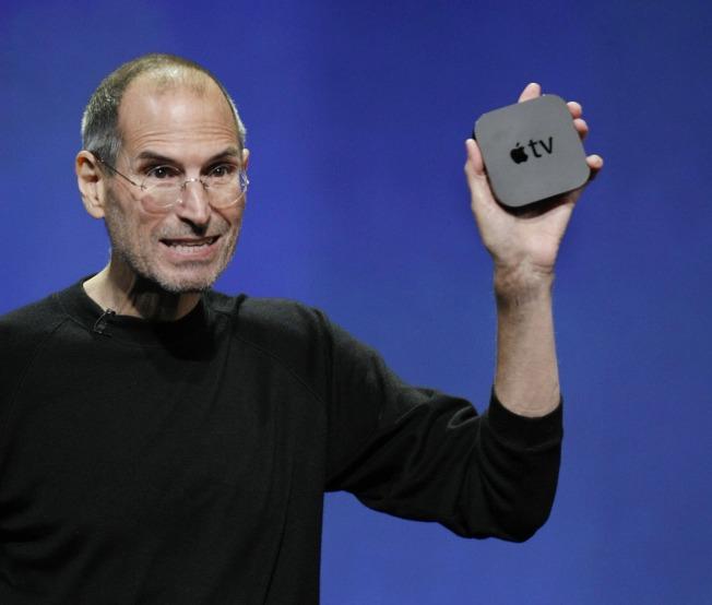 蘋果將於今年11月推出AppleTV +。(美聯社)