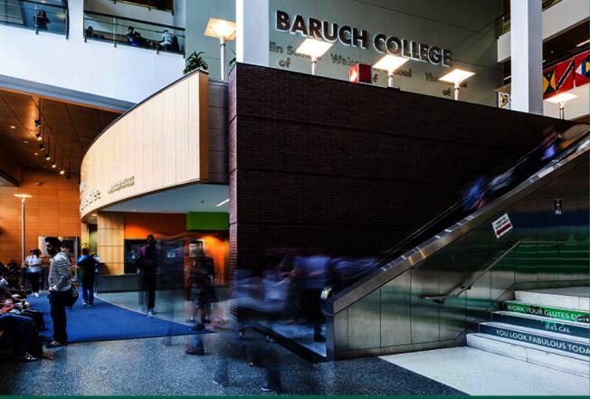 紐約市立大學勃魯克學院在物超所值最佳大學排名第二。(CUNY官網)
