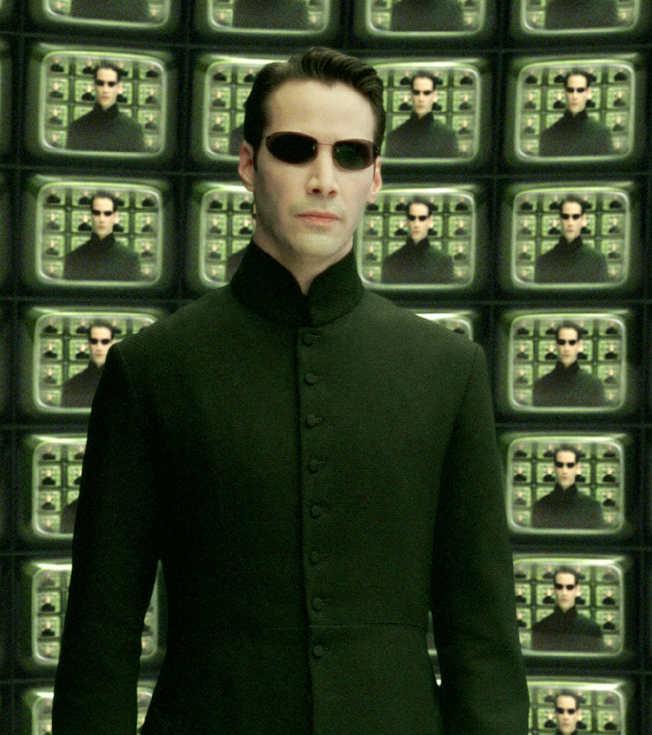基努李維將再回歸「駭客任務」系列拍攝新續集。(路透資料照片)