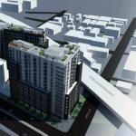 皇后大道69-02號 建案縮小規模 獲社區放行